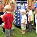 Grand Dalek Opening 2007