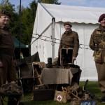 Royal Ulster Rifles re-enactors 2009