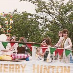 The Townswomens Guild float - Flappers from the 20s 1989