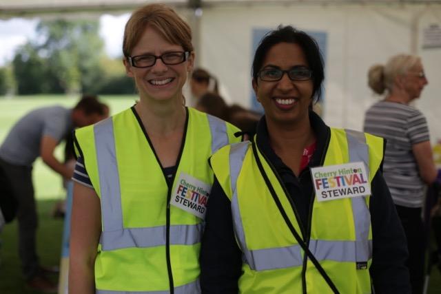 Brilliant Stewards!